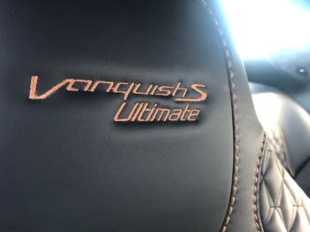 Aston Martin Vanquish S V12 Ultimate Edition [595] S 2+2 2dr Touchtronic image 25 thumbnail