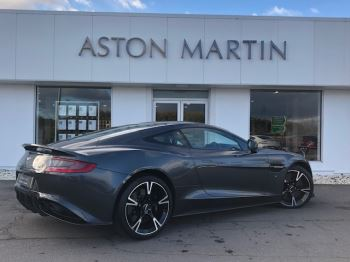 Aston Martin Vanquish S V12 Ultimate Edition [595] S 2+2 2dr Touchtronic image 5 thumbnail
