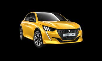Peugeot 208 e-208 - Available From £1499 Advance Payment thumbnail image