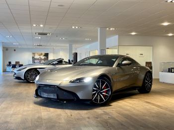 Aston Martin New Vantage 2dr ZF 8 Speed 4.0 Automatic 3 door Coupe (2019.5)