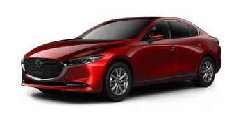 Mazda 3 Saloon 2.0 Skyactiv-X MHEV GT Sport 4dr Auto thumbnail image