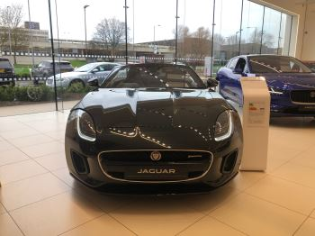 Jaguar F-TYPE 3.0 380 Supercharged V6 R-Dynamic Automatic 2 door Convertible (17MY)