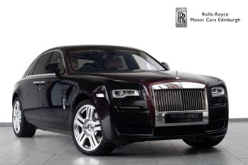 Rolls-Royce Ghost 4dr Auto 6.6 Automatic Saloon (2015)