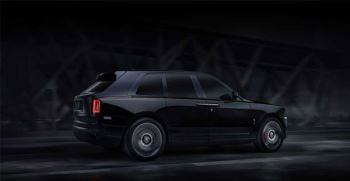 Rolls-Royce Black Badge Cullinan - The most capable Rolls-Royce ever thumbnail image