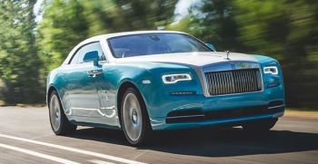 Rolls-Royce Dawn - A new drophead of impeccable elegance