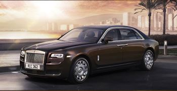 Rolls-Royce Ghost Extended Wheelbase - The entrepreneurs icon gains some office space