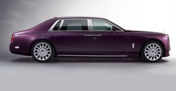 Rolls-Royce Phantom Extended Wheelbase - A new benchmark in space and luxury