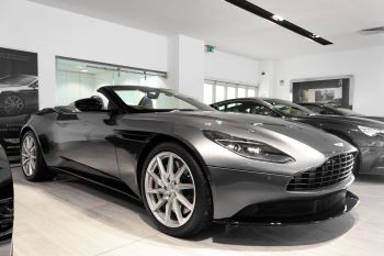 Aston Martin DB11 Volante V8 Volante 2dr Touchtronic Auto 4.0 Automatic Convertible (2019)