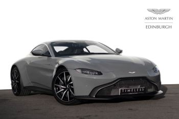 Aston Martin V8 Vantage Coupe 2dr ZF 8 Speed 4.0 Automatic 3 door Coupe (2019)