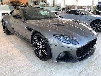 Aston Martin DBS Superleggera V12 Superleggera 2dr Touchtronic Auto 6.0 Automatic Coupe (2020)
