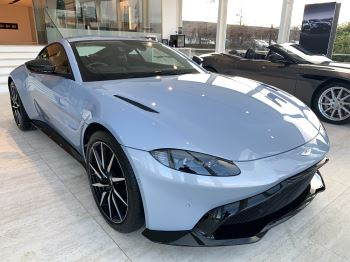 Aston Martin V8 Vantage 2dr ZF 8 Speed Auto 4.0 Automatic Coupe (2020)