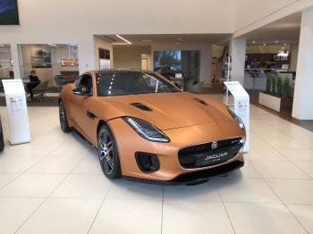 Jaguar F-TYPE Coupe 3.0 [380] Supercharged V6 R-Dynamic 2dr Auto AWD *MANAGERS SPECIAL* image 3 thumbnail