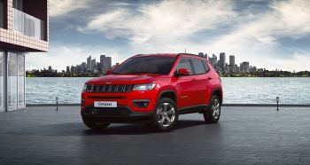 Jeep Compass - Available From £1645 Advance Payment thumbnail image