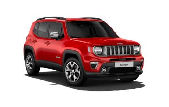 Jeep Renegade 1.6 Multijet Limited 5dr thumbnail image