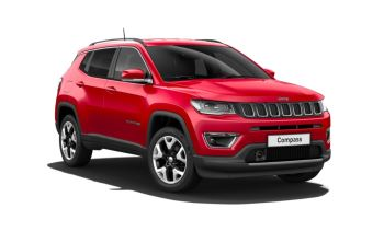 Jeep Compass 2.0 Multijet 170 Limited 5dr Auto