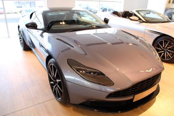 Aston Martin DB11 V8 2dr Touchtronic Auto 4.0 Automatic Coupe (2020)