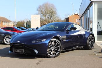 Aston Martin New Vantage 2dr ZF 8 Speed 4.0 Automatic Coupe (2019)