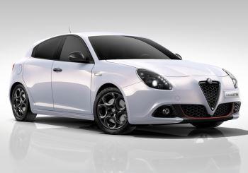 Alfa Romeo Giulietta 1.6 JTDM-2 120 Speciale 5dr