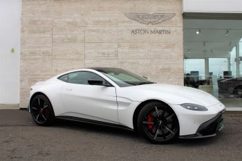 Aston Martin New Vantage 2dr ZF 8 Speed Auto 4.0 Automatic Coupe (2019)
