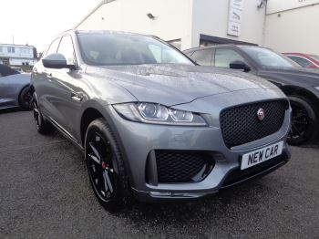 Jaguar F-PACE 2.0 (250) Chequered Flag AWD SPECIAL EDITIONS Automatic 5 door Estate (2020)