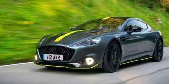 Aston Martin Rapide AMR - Beautiful Unleashed thumbnail image