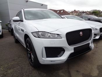Jaguar F-PACE 2.0 250 Chequered Flag AWD SPECIAL EDITIONS SAVE 4000! Automatic 5 door Estate (2020)