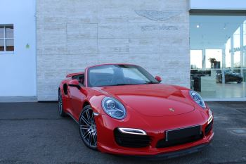 Porsche 911 2dr PDK 3.8 Automatic Convertible (2014)