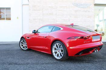 Jaguar F-TYPE 3.0 Supercharged V6 R-Dynamic 2dr image 17 thumbnail
