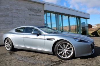 Aston Martin Rapide S V12 [552] 4dr Touchtronic III image 4 thumbnail