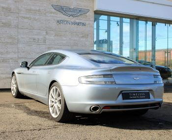 Aston Martin Rapide S V12 [552] 4dr Touchtronic III image 12 thumbnail