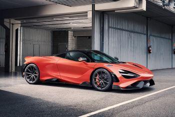 McLaren 765LT - The most powerful LT yet thumbnail image