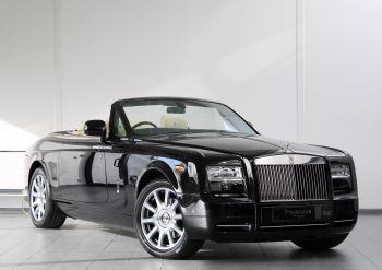 Rolls-Royce Phantom Drophead 6.7  Automatic 2 door Convertible (2014)