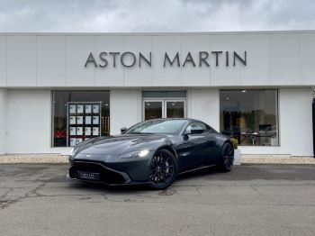 Aston Martin New Vantage 2dr ZF 8 Speed 4.0 Automatic 3 door Coupe (2019)