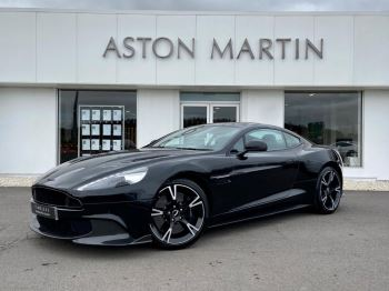 Aston Martin Vanquish S V12 Ultimate Edition [595] S 2+2 2dr Touchtronic image 1 thumbnail