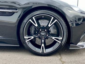 Aston Martin Vanquish S V12 Ultimate Edition [595] S 2+2 2dr Touchtronic image 9 thumbnail
