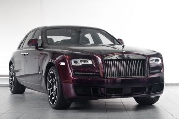 Rolls-Royce Black Badge Ghost Black Badge 4dr Auto 6.6 Automatic Saloon (2020)