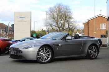 Aston Martin V8 Vantage S Roadster S 2dr Sportshift 4.7 Automatic Roadster (2014)