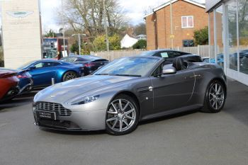 Aston Martin V8 Vantage S Roadster S 2dr Sportshift  Rare S Model  image 4 thumbnail