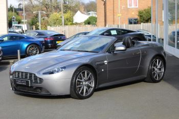 Aston Martin V8 Vantage S Roadster S 2dr Sportshift image 5 thumbnail