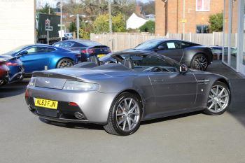 Aston Martin V8 Vantage S Roadster S 2dr Sportshift  Rare S Model  image 13 thumbnail