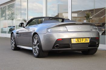Aston Martin V8 Vantage S Roadster S 2dr Sportshift  Rare S Model  image 14 thumbnail