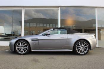 Aston Martin V8 Vantage S Roadster S 2dr Sportshift  Rare S Model  image 6 thumbnail