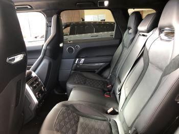 Land Rover Range Rover Sport 5.0 P575 S/C SVR image 5 thumbnail