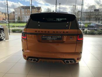 Land Rover Range Rover Sport 5.0 P575 S/C SVR image 9 thumbnail