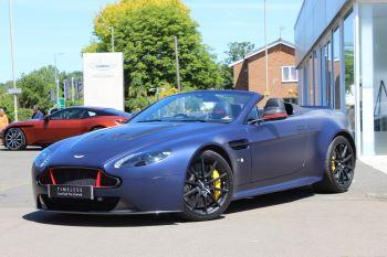 Aston Martin V12 Vantage S Roadster S 2dr 5.9 Roadster (2016)