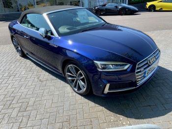 Audi A5 S5 Quattro 2dr Tiptronic 3.0 Automatic Convertible (2017)
