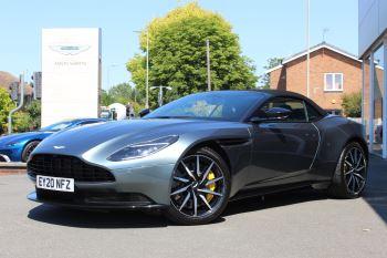 Aston Martin DB11 V8 Volante 2dr Touchtronic image 6 thumbnail