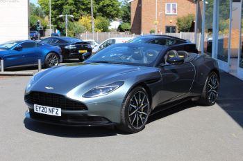 Aston Martin DB11 V8 Volante 2dr Touchtronic image 8 thumbnail