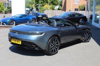 Aston Martin DB11 V8 Volante 2dr Touchtronic image 19 thumbnail