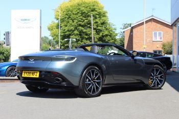 Aston Martin DB11 V8 Volante 2dr Touchtronic image 17 thumbnail